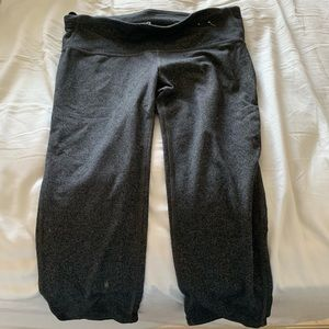 Gap fit small gray Capri leggings!